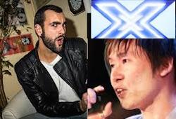 marco mengoni incontra yusaku all extra factor italia 2014