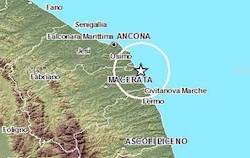 terremoto oggi marche ultime notizie in tempo reale