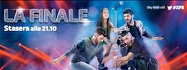 FINALE X FACTOR 2014 ITALIA X Factor Italy Italian TV show