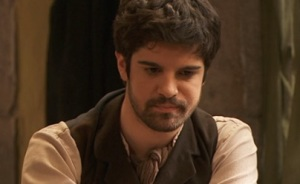 Javier Abad, Isidro Buendía il segreto telenovela spagnola