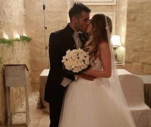 Matrimonio Aldo e Alessia Foto- nozze e gossip Uomini e Donne