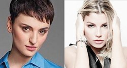 arisa ed emma marrone a sanremo 2015 come vallette