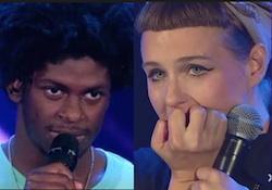 emma e leiner eliminati della semifinale di x factor 2014