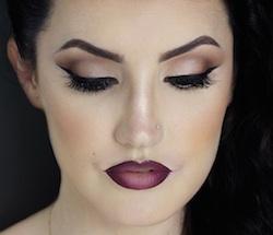 martina capone make up artist detto fatto foto da instagram