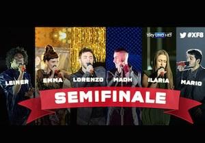 x factor italia 2014 semifinale eliminazione ed inediti