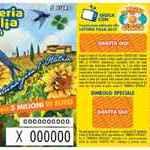 Lotteria Italia 2014 biglietti vincenti