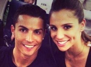 Lucia Villalon e Cristiano Ronaldo ultimi gossip