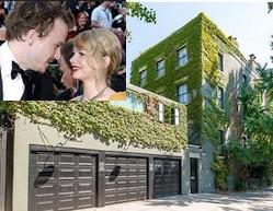 casa di michelle williams con Heath Ledger
