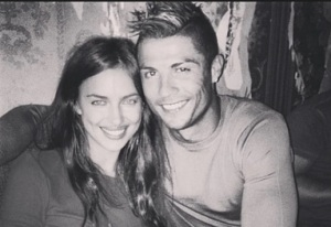 cristiano ronaldo e Irina Shayk  ultimi gossip