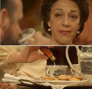donna francisca avvelena con l'arsenico raimundo anticipazioni il segreto telenovela prossime puntate