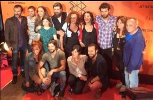 il segreto terza stagione foto del cast al completo