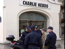 ultime notizie e video attacco terroristico a parigi immagini dal giornale Charlie Hebdo