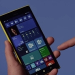Windows 10 smartphone