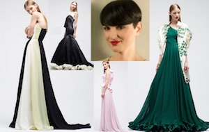 arisa indossa abiti daniele carlotta per sanremo 2015