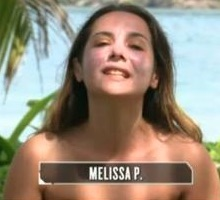melissa p eliminata dall isola dei famosi 2015