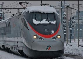 ultime notizie treni  cancellati sciopero neve rimborsi