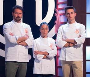 Il vincitore di Masterchef Italia 4- sfida tra Amelia Falco, Nicolò Prati e Stefano Callegaro