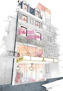 Vivienne Westwood New York new shop