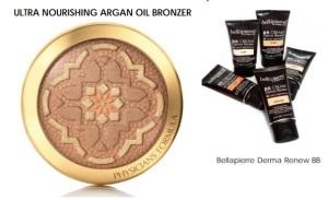 bronzer olio argan e bb cream cosmoprof 2015