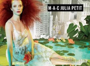 julia petit collezione mac prodotti e prezzi