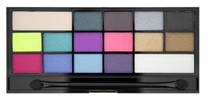 make up revolution palette gratis i heart sin