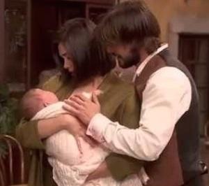 maria e gonzalo hanno una figlia esperanza nella terza stagione de il segreto