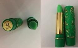 rossetto magico verde del marocco recensione cambia colore sulle labbra