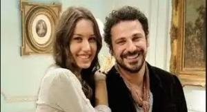 Aurora Castro e Conrado terza stagione de il segreto telenovela
