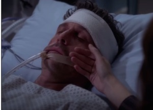 Grey's Anatomy Video- esce di scena il dottor Derek Shepherd, Patrick Dempsey