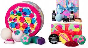 confezioni lush festa della mamma idee regalo