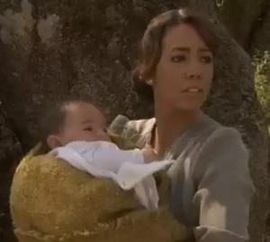 emilia trova un bambino chi e chi sono i genitori di alfonsino chi e la madre chi e il padre il segreto telenovela
