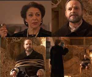 francisca vuole dare fuoco al fienile e uccidere raimundo il segreto telenovela video