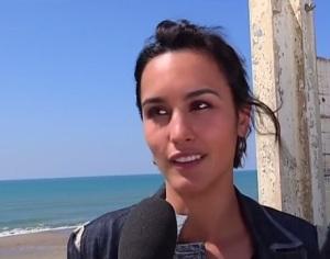 megan montaner a roma serie tv con raoul bova