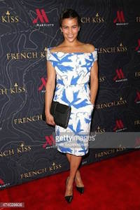Paula Patton ha scelto di indossare Vivienne Westwood French Kiss