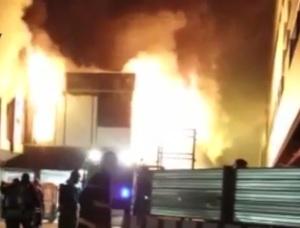 aeroporto fiumicino incendio ultime notizie treni voli autostrada