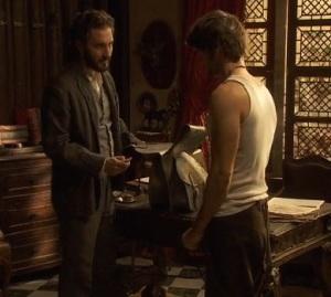 gonazlo e tristan il segreto puntata 616 carmen  smaschera jacinta