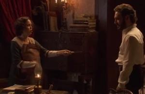 jacinta minaccia e ferisce tristan dopo essere stata smascherata da carmen il segreto telenovela video anticipazione youtube