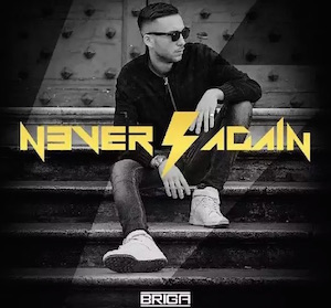 never again cd nuovo album di mattia briga