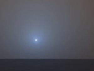 rover curiosity ultime notizie marte  tramoto blu