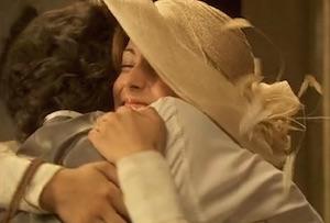 soledad incontra tristan e torna a puente viejo con il marito di colore terence il segreot telenovela video youtube