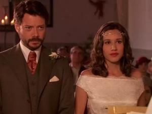 aurora castro matrimonio sposa lucas quarta stagione il segreto telenovela