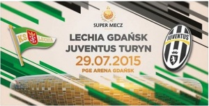 lechia gdansk contro juventus partita maichevole danzica pge arena gdansk polonia biglietti info
