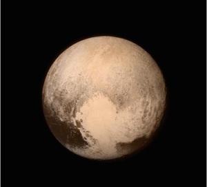 plutone immagini sonda New Horizons