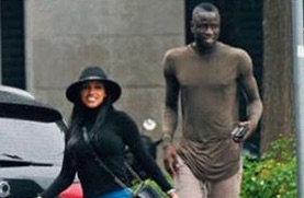 Gossip- Cheikhou Kouyate in nuovo fidanzato di Fanny Neguesha