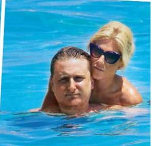 Paola Caruso stefano bonolisi figlio di paolo stanno insieme