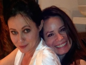 Shannen Doherty migliore amica di Holly Marie Combs