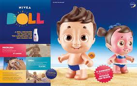 bambole niviea crema solare bambole che si scottano al sole per i bimbi