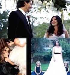 foto matrimonio Shannen Maria Doherty e  Kurt Iswarienko