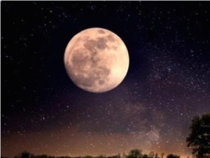 luna super luna 28 settembre  2015  luna rossa spazio profezie leggende riti esoterici