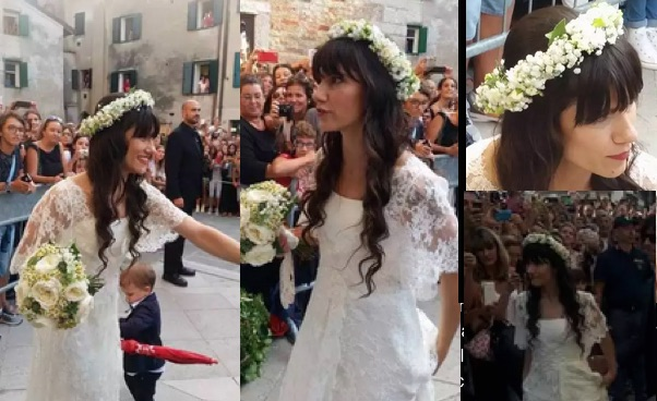 Auguri Matrimonio Non Presenti : Laura pausini dedica una canzone ad elisa per matrimonio